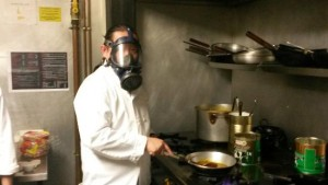 Curry Smell Odor removal